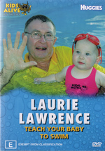Laurie Lawrence Teach Your Baby To Swim on DVD