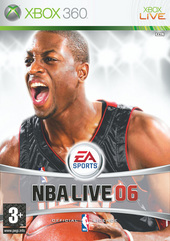 NBA Live 06 for X360