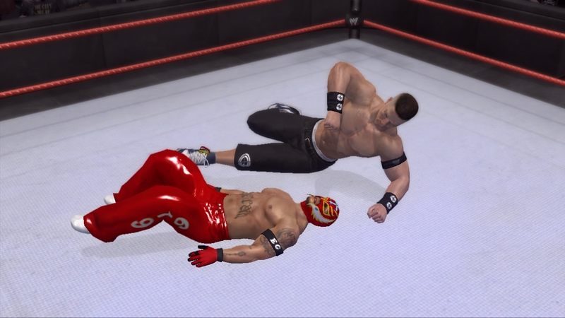 WWE SmackDown! vs. RAW 2007 for PS3 image