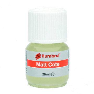 Humbrol Mattcote 28ml