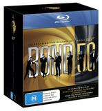Bond 50 - James Bond 007 Collection on Blu-ray