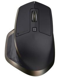 Logitech MX Master Wireless+Bluetooth Mouse