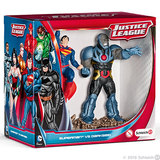 Schleich - Superman vs Darkseid Scenery Pack