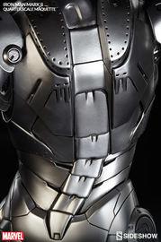 Iron Man - Mark II 1:4 Scale Maquette image