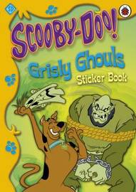 Grisly Ghouls Sticker Book image
