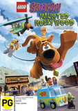 Lego Scooby Doo! Haunted Hollywood DVD
