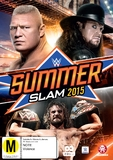 WWE - Summerslam 2015 DVD