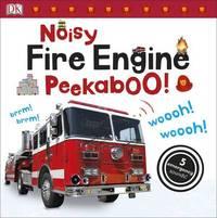 Noisy Fire Engine Peekaboo! by DK image