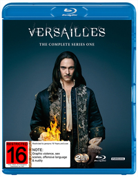 Versailles - The Complete Season One on Blu-ray