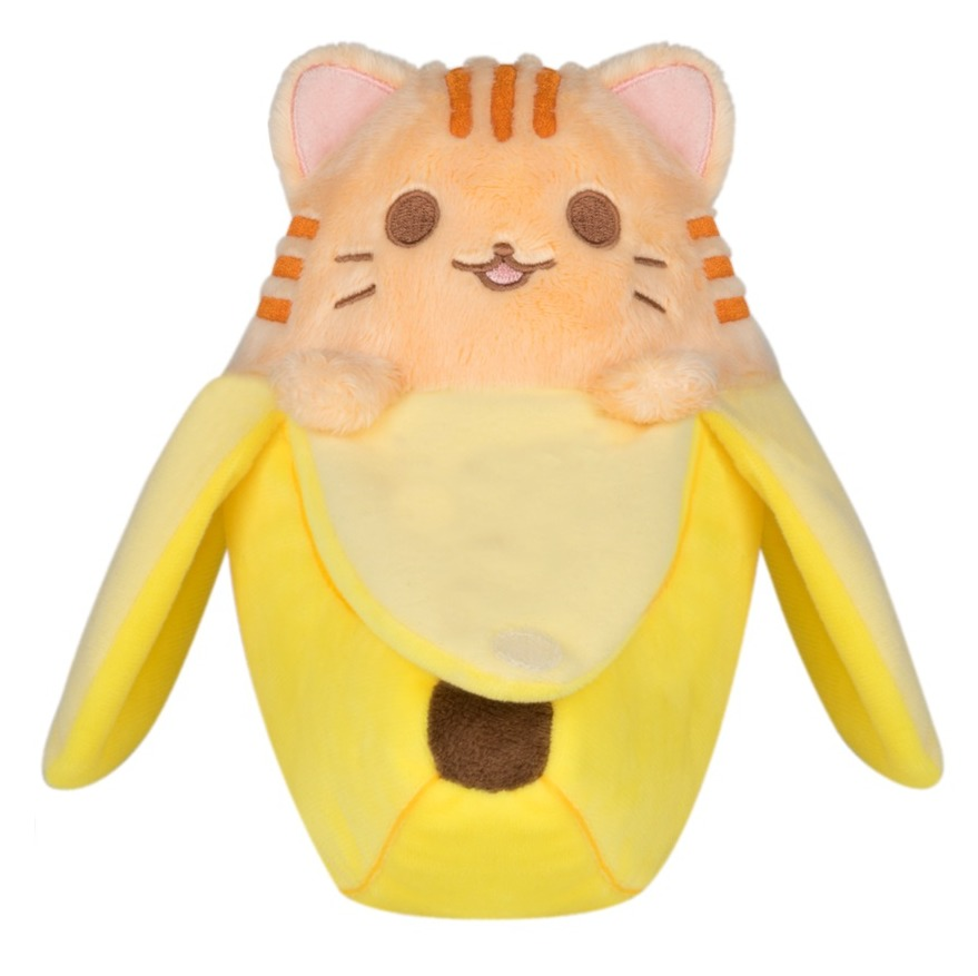 Bananya - Tabby Bananya Plush image