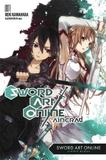 Sword Art Online 1: Aincrad (light novel) by Reki Kawahara