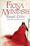 Royal Exile (Valisar Trilogy #1) by Fiona McIntosh