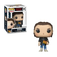 Stranger Things S2: Eleven (Punk Ver.) - Pop Vinyl Figure