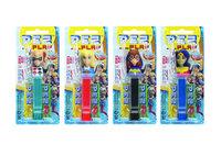 Pez DC Super Hero Girls Dispenser (17g)