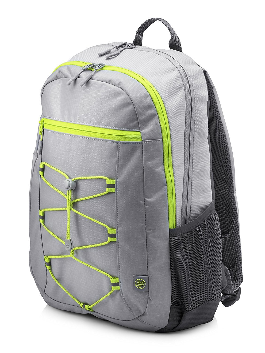 """HP 15.6"""" Active - Laptop Backpack (Grey/Green) image"""