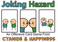 Joking Hazard - Party Game image