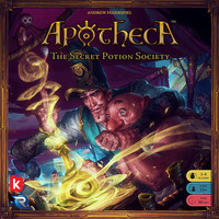 Apotheca: The Secret Potion Society - Board GAme