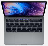 Apple 13-inch MacBook Pro with TouchBar 256GB - Space Grey