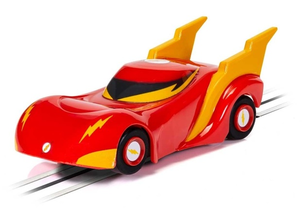 Scalextric: Justice League (The Flash) - Micro Slot Car