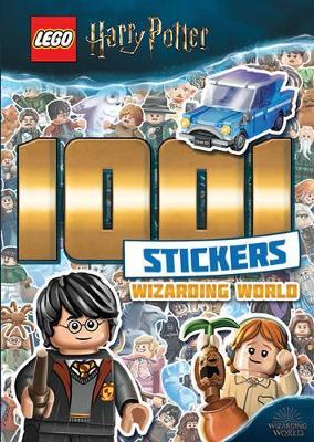 LEGO Harry Potter: 1001 Stickers by LEGO