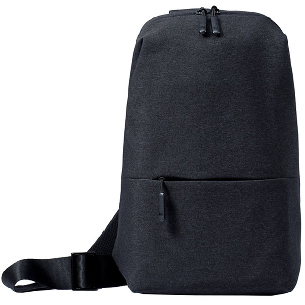 Mi City Sling Bag (Dark Gray)