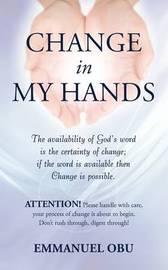 Change In My Hands by Emmanuel Obu image