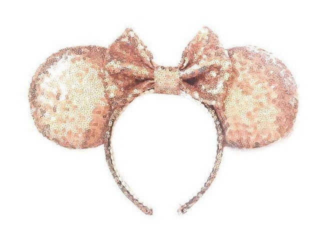 Minnie Mouse Rose Gold Ears image