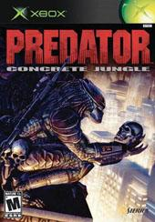 Predator: Concrete Jungle for Xbox