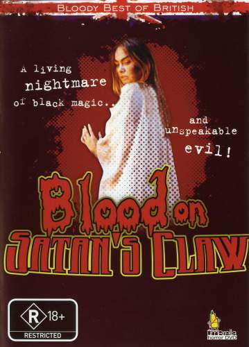Blood On Satan's Claw on DVD