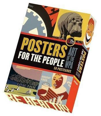 Posters for the People Notecards: Art of the WPA by WPA