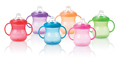 Nuby No-Spill Super Spout Twin Handled Cup - Single