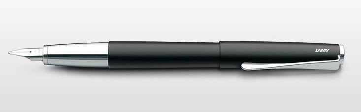 Lamy studio Fountain Pen - Black (Medium) image