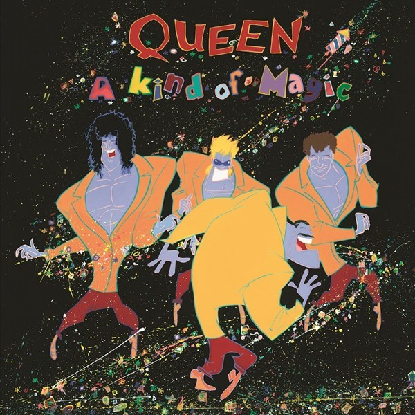 A Kind Of Magic (LP) by Queen
