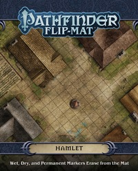 Pathfinder RPG: Flip-Mat - Hamlet