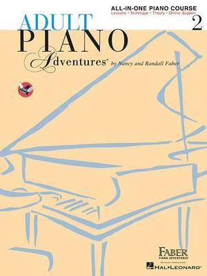 Adult Piano Adventures by Nancy Faber