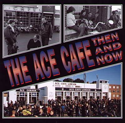 The Ace Cafe Then and Now image
