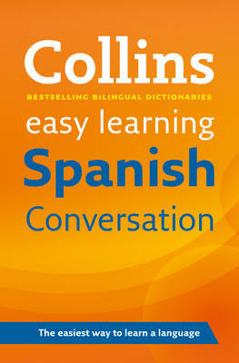 Easy Learning Spanish Conversation by Collins Dictionaries image
