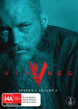 Vikings: Season 4 - Volume 2 DVD