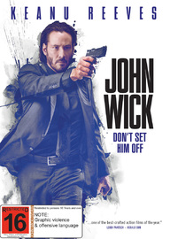John Wick on DVD image