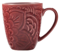 Maxwell & Williams Talisman Mug 340ML Merlot