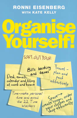 Organise Yourself by Ronni Eisenberg image