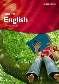 Higher English Course Notes image
