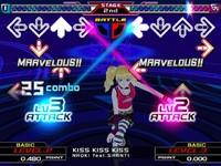 Dancing Stage Supernova 2 (AKA Dance Dance Revolution SuperNOVA 2) for PS2 image