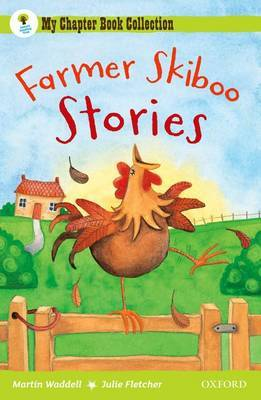 Oxford Reading Tree: All Stars: Pack 1: Farmer Skiboo Stories by Martin Waddell image