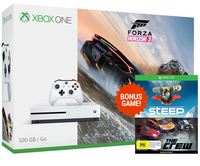 Xbox One S 500GB Forza Horizon 3 Console Bundle for Xbox One image