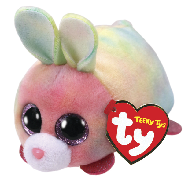 Ty Teeny: Whiz Bunny - Small Plush