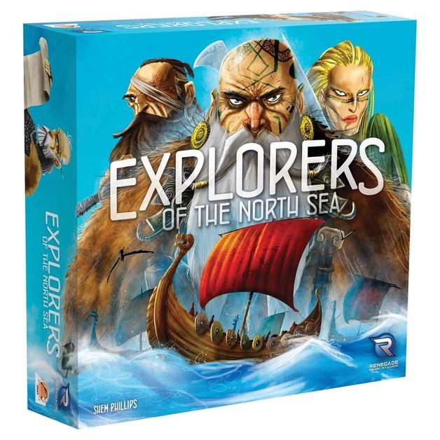 Explorers of the North Sea - Board Game