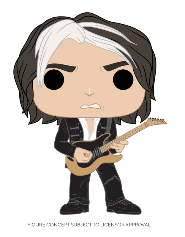 Aerosmith: Joe Perry - Pop! Vinyl Figure