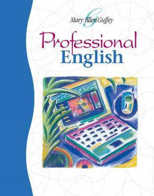 Professional English by Mary Ellen Guffey image