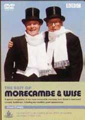 Morecambe & Wise, Best of on DVD